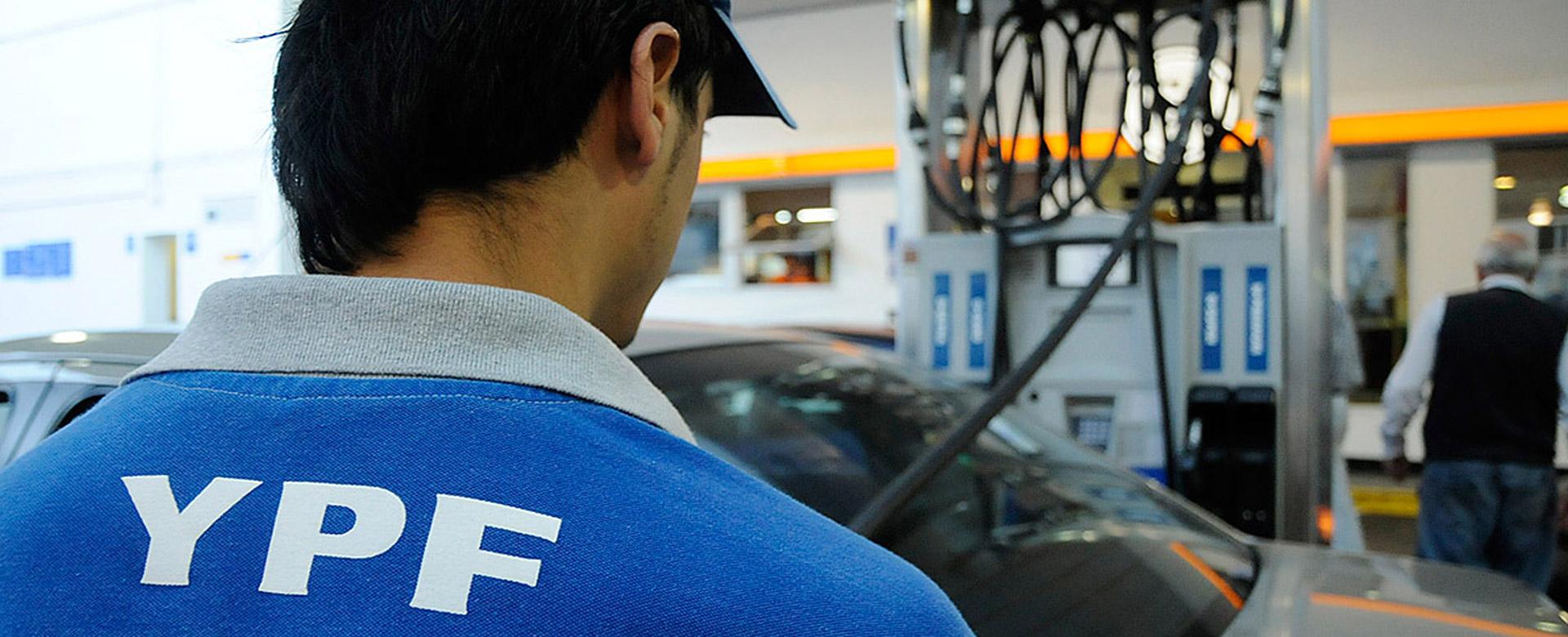 Nafpur Combustibles YPF
